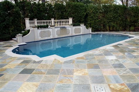 3 Awesome Ideas For In Ground Pool Patio Patio And Pool Designs
