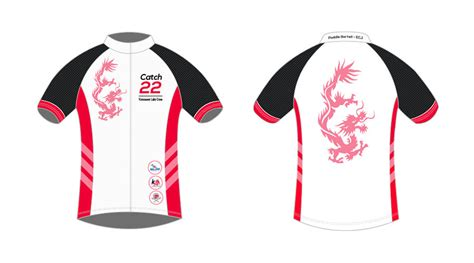 dragon boat racing shirts entry 46 by renzberboso for dye sublimation full color
