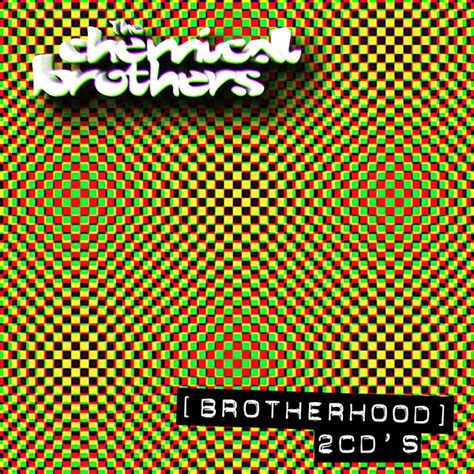 chemical brothers best of the chemical brothers brotherhood on pantone canvas gallery