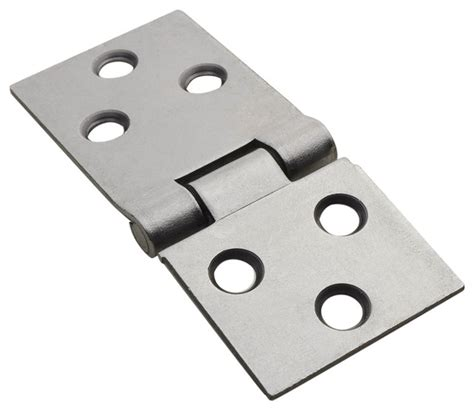 h 505 steel drop leaf table hinge set of 2 traditional