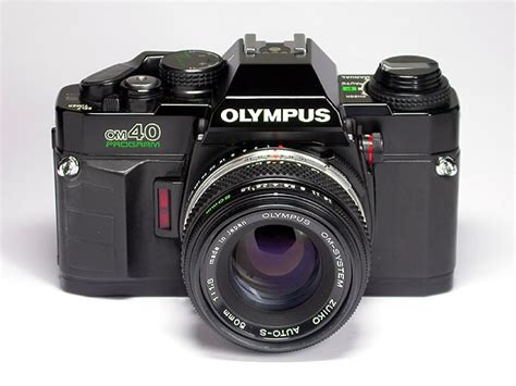 olympus om40 kamera und fotomuseum kurt tauber olympus om 40 program