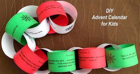 printable advent calendar paper chain printable advent calendar paper chain