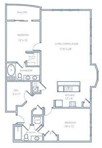 floor plan 2 bedroom condo floor plans pinterest