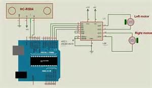 schematic arduino robot schematic free engine image for