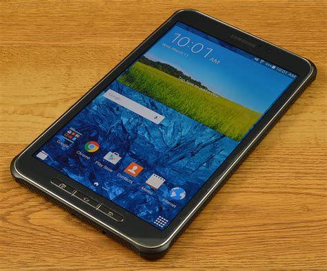 Samsung Galaxy Tab 4 Active samsung galaxy tab active review