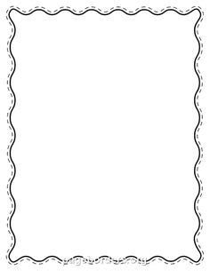 paper clipart bordered pencil and in color paper clipart