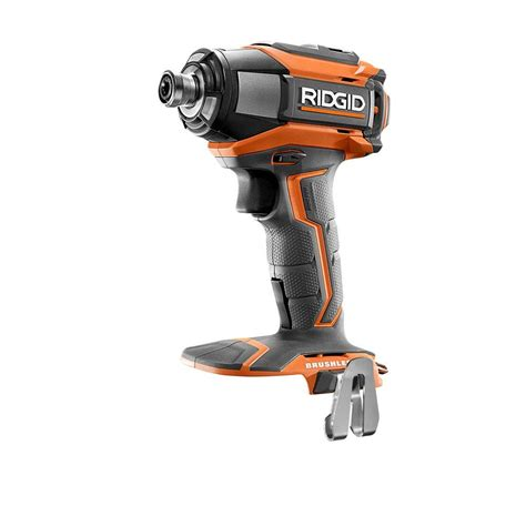 ridgid 18 volt gen5x lithium ion cordless brushless 1 4 in