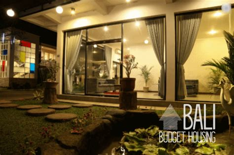 cheap bali accommodation monthly rent