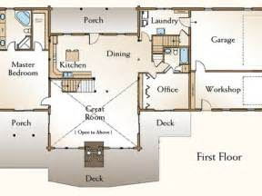 log cabin floor plans with basement floor plans log cabin kits log cabin home plans with