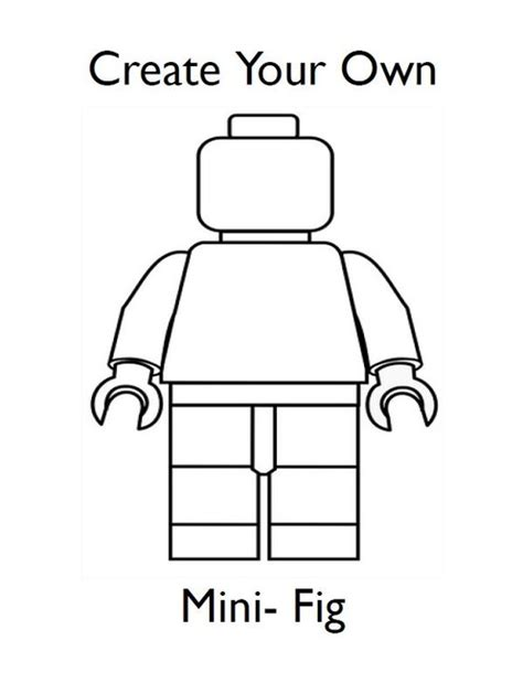 how to design your own house a step by step guide draw your own lego minifigures lego games tip junkie