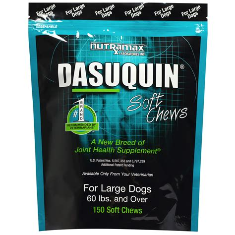 dasuquin for dogs dasuquin 174 soft chews for large dogs 150 chews