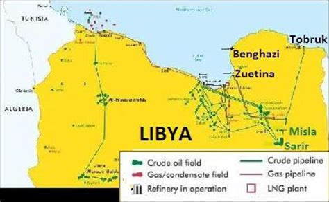 why the libyan rebels will (probably) win the power and