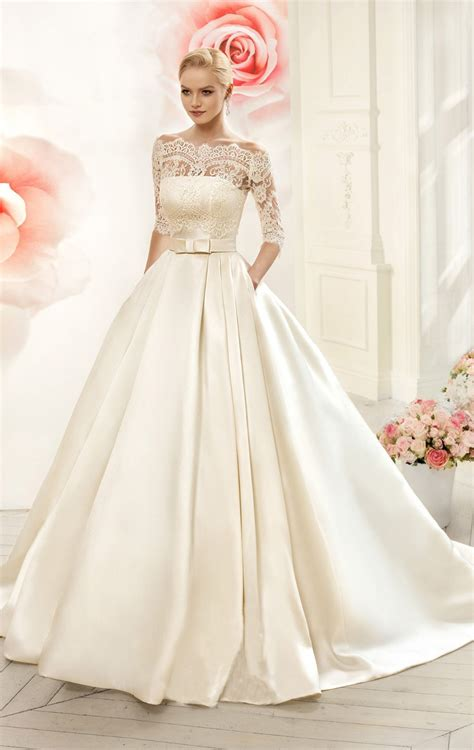 White Wedding Gown Shopping by Wedding Dresses Shop