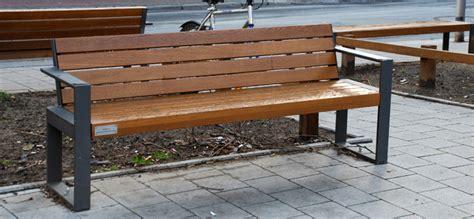 esszimmer tische bench seating seat cubo stadtmobiliar thieme gmbh
