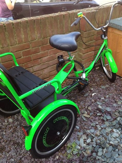 bike trailer seat for adults details about trike bike with two child seats