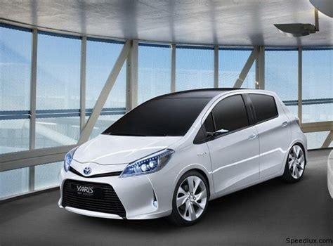 Lu Yaris 2012 toyota yaris hsd hybrid speedlux