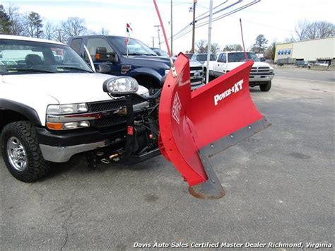 Salt Ls Really Work by 2001 Chevrolet Silverado 2500 Ls Regular Cab Lb 4x4 Snow