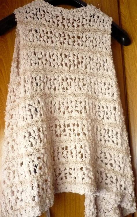 www tejidos en croche tejido a crochet para chaleco car interior design