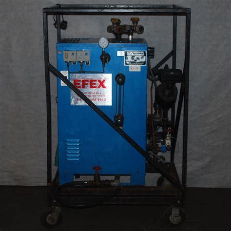 58kw electric steam generator 187 efex rentals