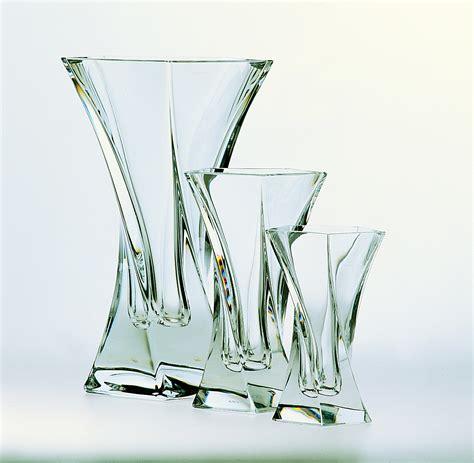 vaso cristallo vaso in cristallo cm 28 cristal s 232 vres di cristofalo