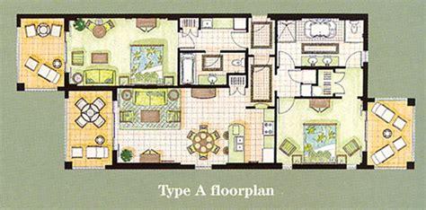 Plantation Floor Plans Coconut Plantation Floor Plans