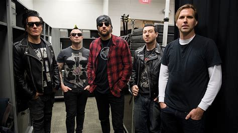 Avenged Sevenfold Metal Band a7x s zacky vengeance on heavy metal when the right band
