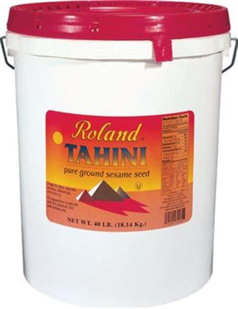 Tahini Shelf by Roland Tahini