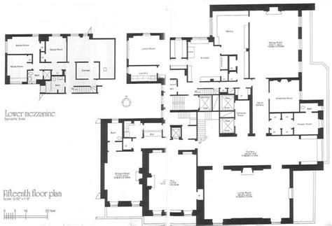 740 park avenue floor plans 740 park avenue ny 1921 rosario candela the