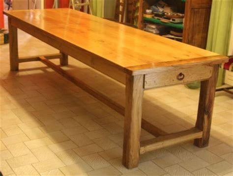 fare un tavolo in legno arredo e design tavoli in legno trento novita da