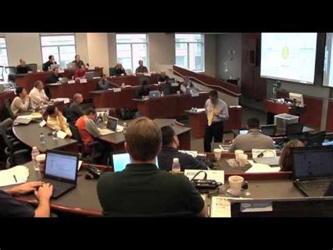 Gatech Mba Admissions by Classroom Dynamics Real World Application Executive