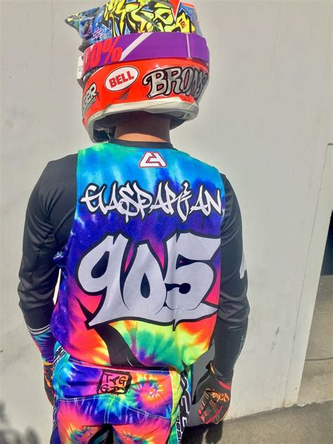 personalized motocross gear tagger gear moto related motocross forums message