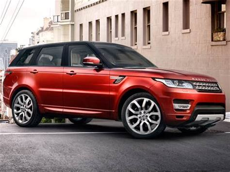 2015 land rover range rover sport | pricing, ratings