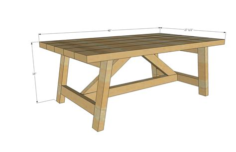 homestead storage shed  woodworking plans coffee table