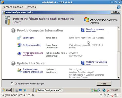 vmware server console installing and using the vmware remote console in