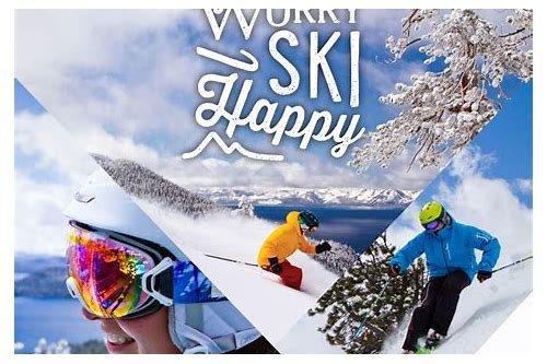 lake tahoe lift ticket coupons