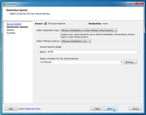 format hard disk virtualbox convert use your physical machine in vmware virtualbox