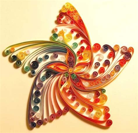 Craft Paper Design - unique paper craft ideas and quilling designs from