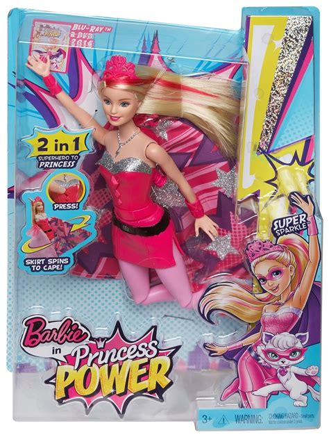 barbie power barbie in princess power 2015 barbie collectible
