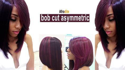 different ways to style a short aline how to style short hair bob dramatic asymmetrical a line