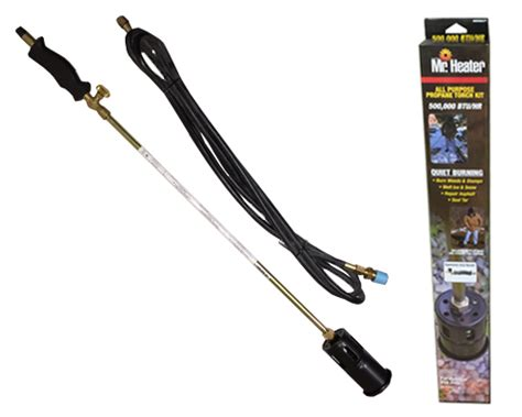 Mba 305 Lp Torch Best Price by L B White Portable Heaters And Torches