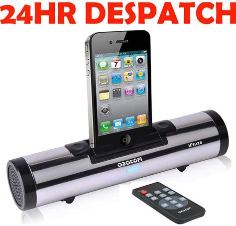 best ipod docking station ipod iphone nano touch mp3 station best portable travel speaker silver ebay