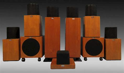 walsh ht 3000 7 2 home theater systems ohm speakers