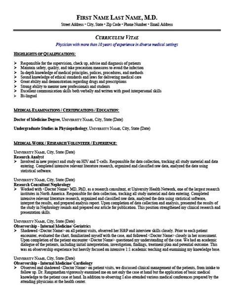 resume for health analyst 28 images sle resume for
