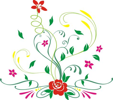 flower design eps 12 floral design flower vector png images flower vector