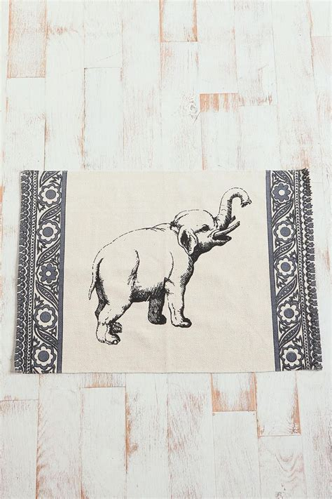 Elephant Print Rug by 502 Best Images About Elephants Never Forget On