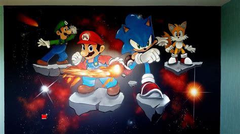 Chambre Mario by Graff Chambre Mario Sonic Baby K