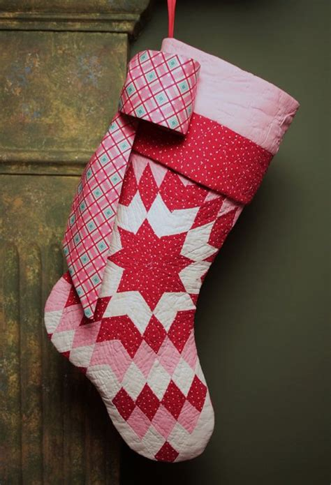 patterns for vintage christmas stockings pinterest the world s catalog of ideas
