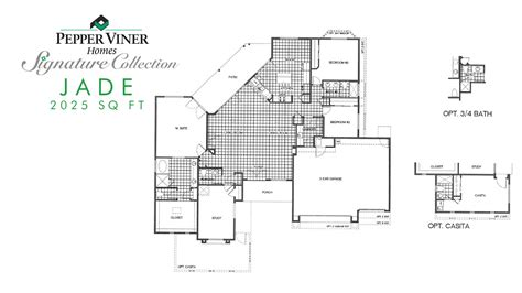 jade brickell floor plans jade floor plans custom homes floor plans pepper viner homes