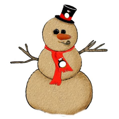 sandman christmas ornament cut outs zazzle