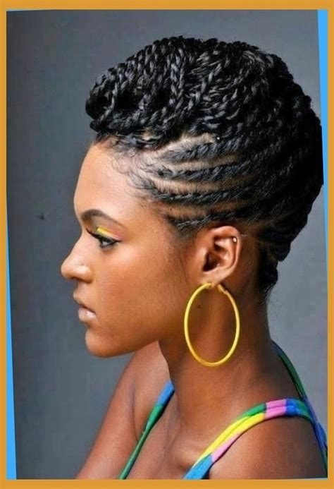 different types of freehand hairstyles beautiful natural braid hairstyles 2018 bravodotcom com